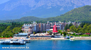 Туры в Турцию, Кемер из Алматы. Отдых в отелях 5 звезд по системе «Ультра Все включе